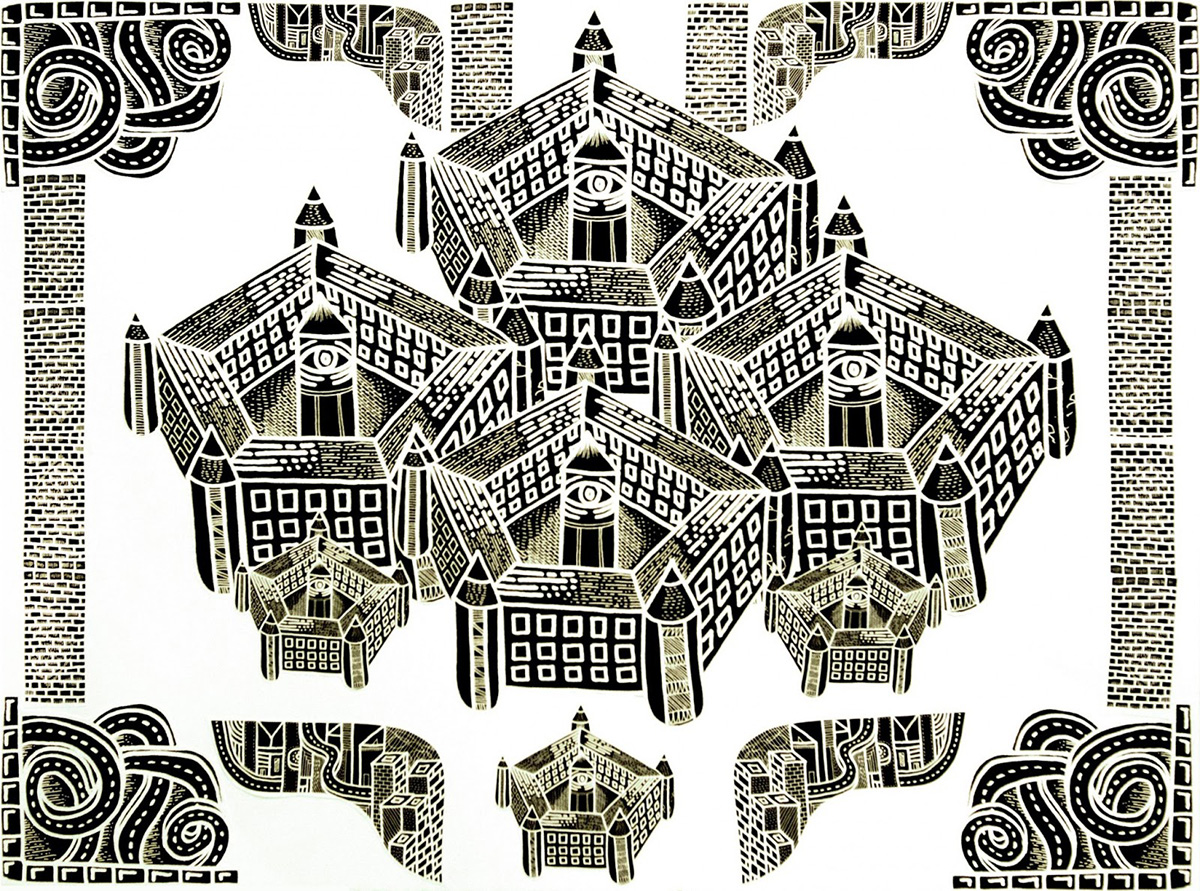 Panopticon structure